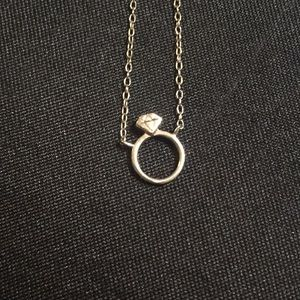 Jewelry - Sterling silver necklace. Price negotiable.